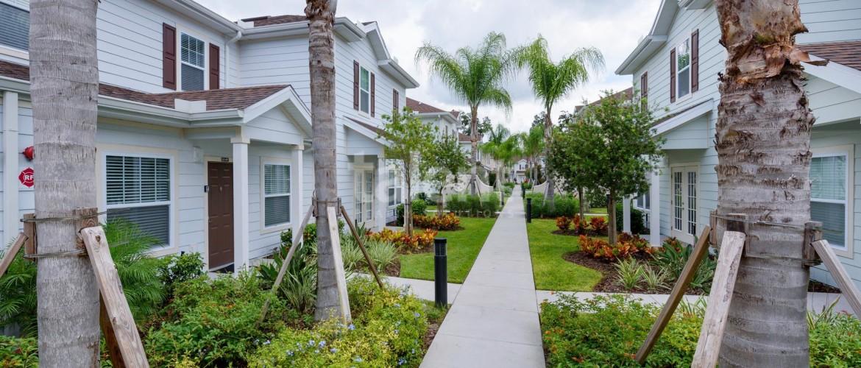 West Lucaya Village Resort - Ótimo investimento para temporada em Orlando Área externa