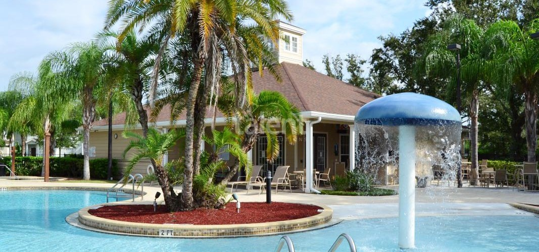 West Lucaya Village Resort - Ótimo investimento para temporada em Orlando Piscina condomínio