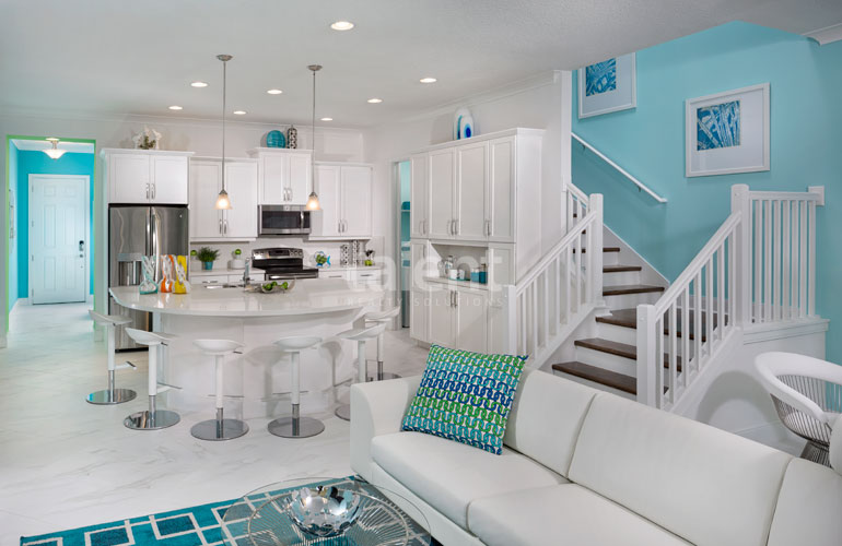 Festival Resort - Invista em uma Casa na Disney Sala de estar