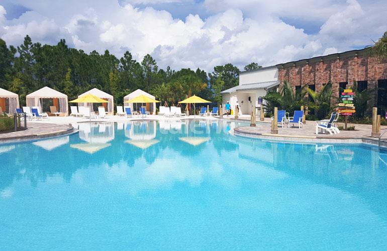 Festival Resort - Invista em uma Casa na Disney Piscina condomínio