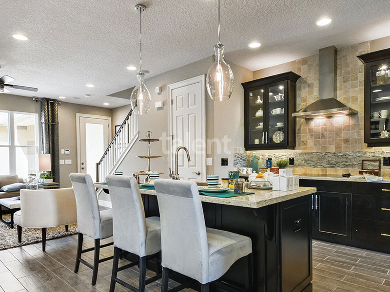 Windermere Trails - Tenha uma Casa na Disney Mesa de jantar