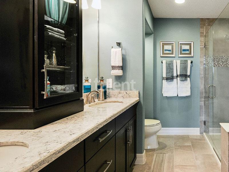 Windermere Trails - Tenha uma Casa na Disney Banheiro 3