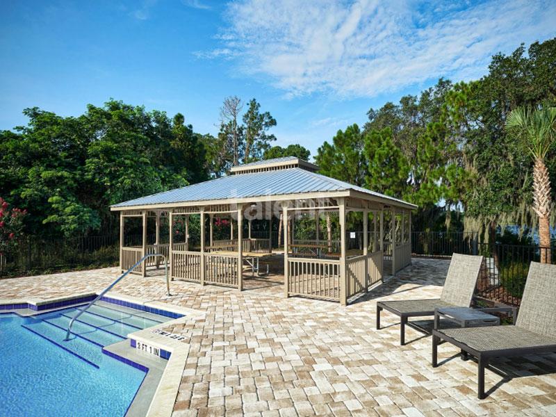 Windermere Trails - Tenha uma Casa na Disney piscina condomínio