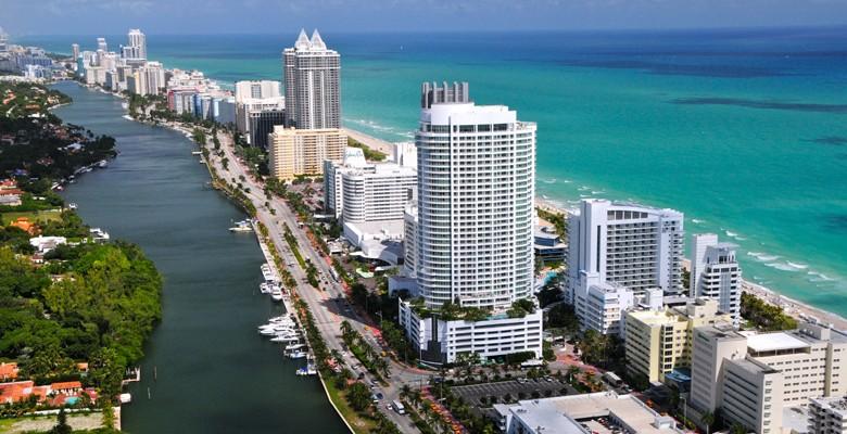 Vendas de imóveis em Miami para brasileiros crescem 50% no 1º trimestre