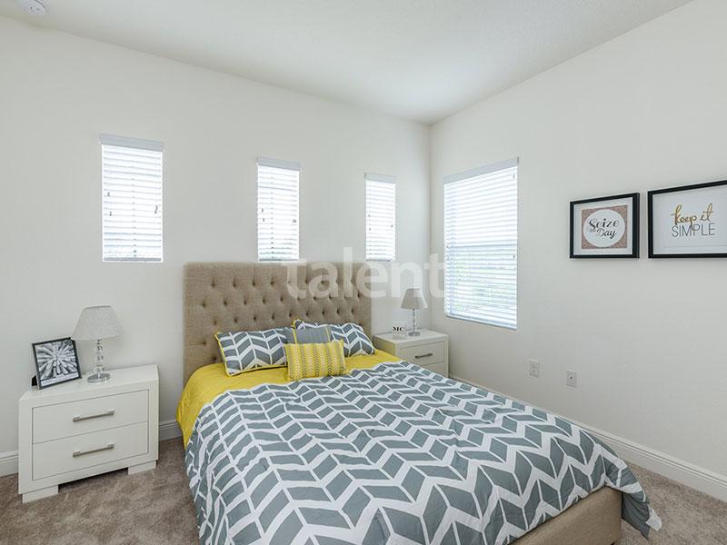 Bridgewater - Comprar casa em Orlando em frente ao lago Quarto 2