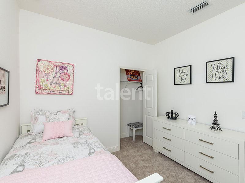Bridgewater - Comprar casa em Orlando em frente ao lago Quarto 4