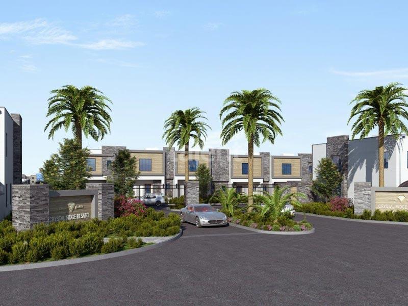 Crystal Ridge - Casas à venda em Orlando Entrada condomínio