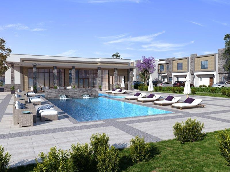 Crystal Ridge - Casas à venda em Orlando Piscina condomínio