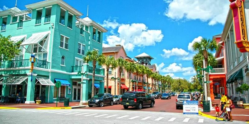 Celebration, uma das melhores comunidades para se morar em Orlando