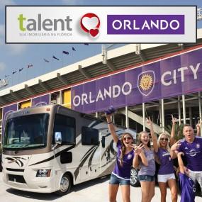 A Talent te convida para torcer pelo Orlando City