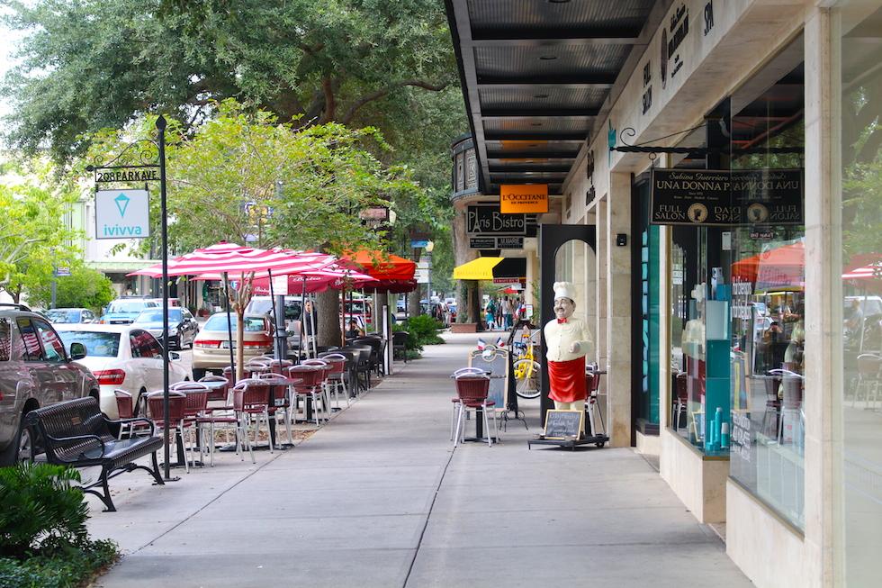 Winter Park Um Peda O Da Calif Rnia Para Se Viver Na Fl Rida Casas Venda Em Orlando