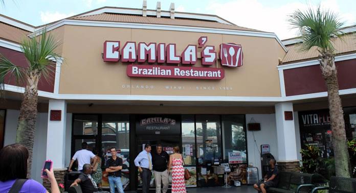 Restaurantes brasileiros em Orlando - Camila's