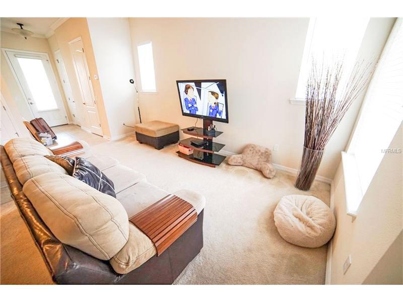 Celebration - Casa para morar em Orlando Sala de estar