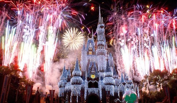 Festas de Ano Novo em Orlando para quem pretende passar a temporada na Disney