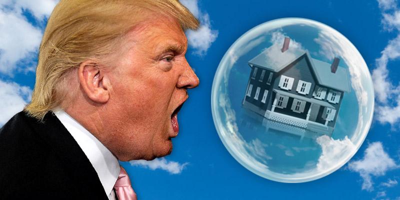 Analistas esperam nova Bolha Imobiliária nos Estados Unidos. Será?