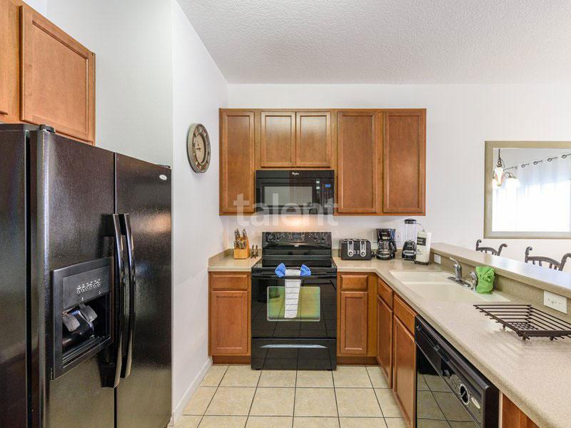 BellaVida Resort - Casa a venda em Orlando Cozinha