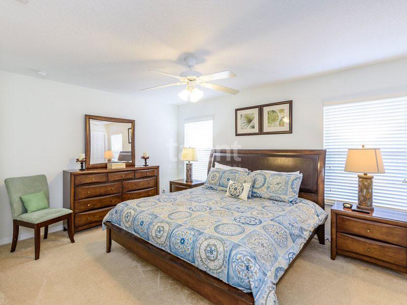 BellaVida Resort - Casa a venda em Orlando Quarto 1