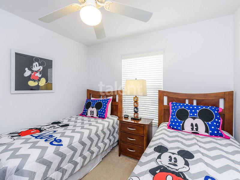 BellaVida Resort - Casa a venda em Orlando Quarto 3