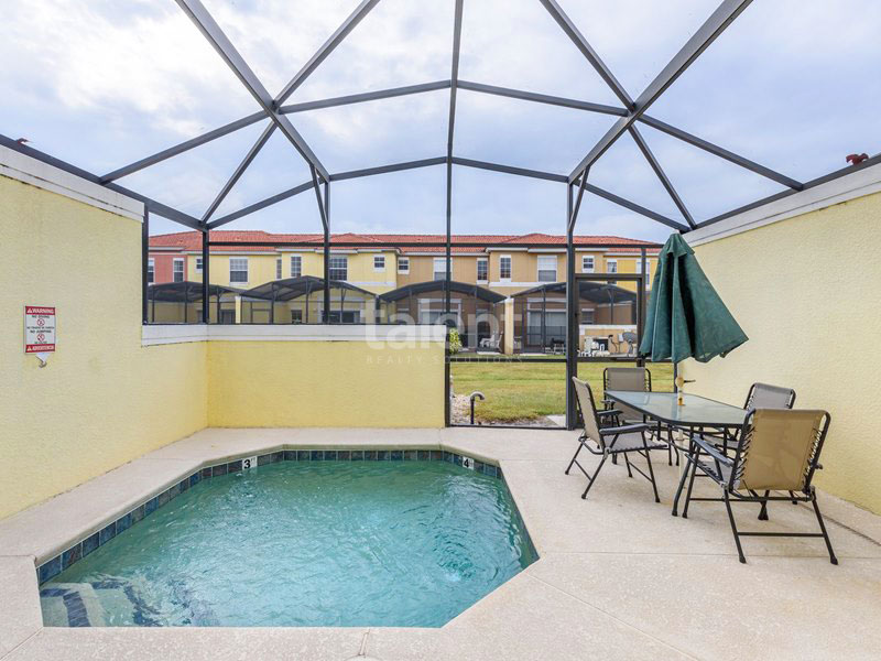 BellaVida Resort - Casa a venda em Orlando Piscina privativa