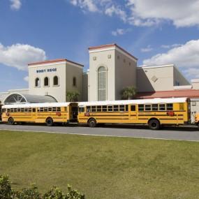 Quais são os bairros com as melhores escolas em Orlando?