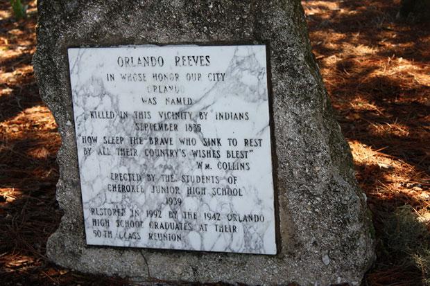Você sabe porque Orlando tem esse nome?